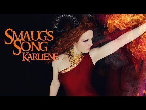 Tekst piosenki Karliene Reynolds - Smaug's Song po polsku
