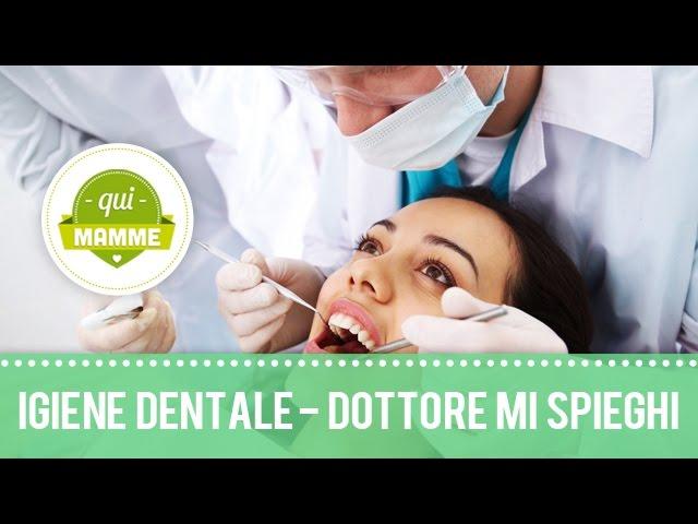 Dentista in gravidanza