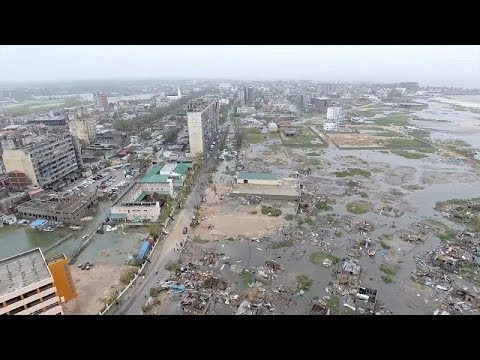 Μοζαμβίκη: Υδάτινος εφιάλτης