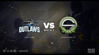 Outlaws vs Singularity - HLTV Xmas Cup 2016 - map2 - de_train (Obivan)