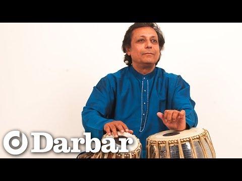 Darbar: Pandit Swapan Chaudhuri - Demonstration of Dhir Dhir
