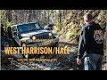 West Harrison - Hale Creek with 4WDABC - October 15 trail run