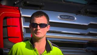Sorell Australia  City pictures : Freightliner Argosy at Quinn Transport and Spreading - Sorell Tasmania