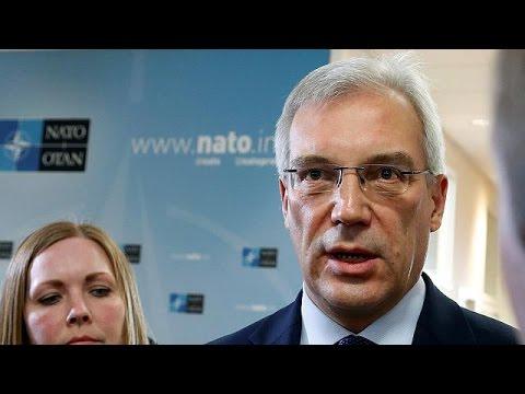 Βαθιές διαφωνίες διαπίστωσαν ΝΑΤΟ – Ρωσία