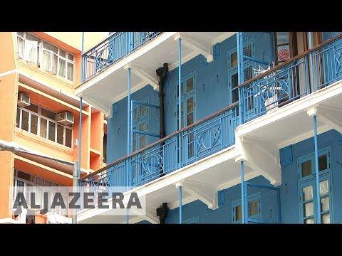 UNESCO recognises Hong Kong's Blue House