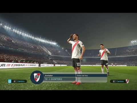 RiverPlay - Gol de Quintero vs. Racing