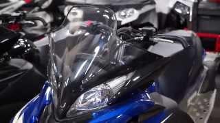 7. 2012 Yamaha Apex SE