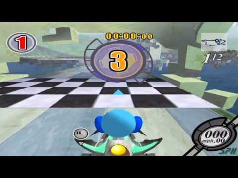 Kirby Air Ride Gameplay