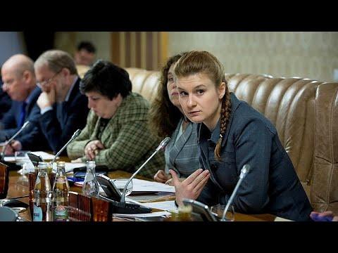 Προφυλακιστέα για κατασκοπεία η Ρωσίδα που συνελήφθη στην Ουάσινγκτον …