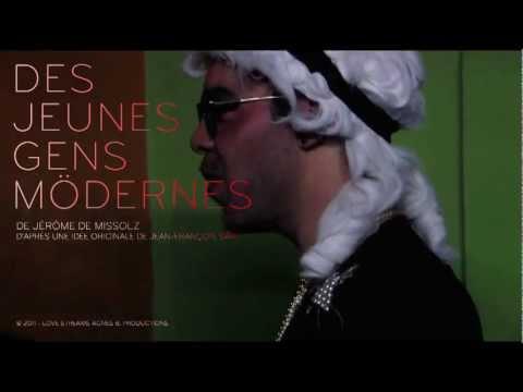 Trailer film Des jeunes gens mödernes