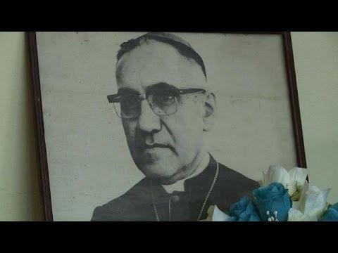 El Salvador's Romero, slain bishop beatified