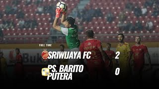 Download Video [Pekan 30] Cuplikan Pertandingan Sriwijaya Fc vs PS. Barito Putera, 12 November 2018 MP3 3GP MP4