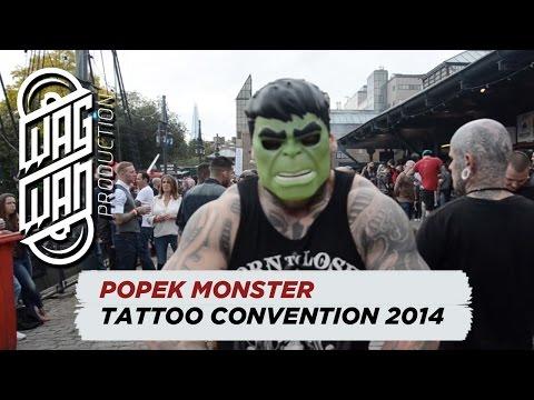 tattoo - WAGWAN PRODUCTION : www.facebook.com/wagwanproductions www.facebook.com/PopekMonster www.twitter.com/wagwanpro...