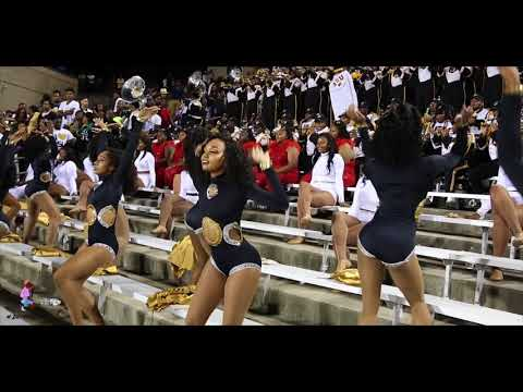 "Alabama State Stingettes ""Forever My Lady"" (Tuskegee '17)"