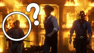 Red Dead Redemption 2 Trailer #2: Theories and Details You May Have Missed
