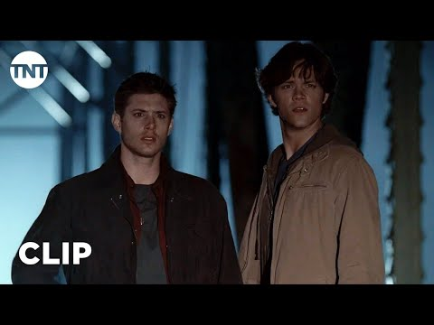 Supernatural: Sam and Dean Attacked by Constance's spirit - Season 1 [CLIP]   TNT