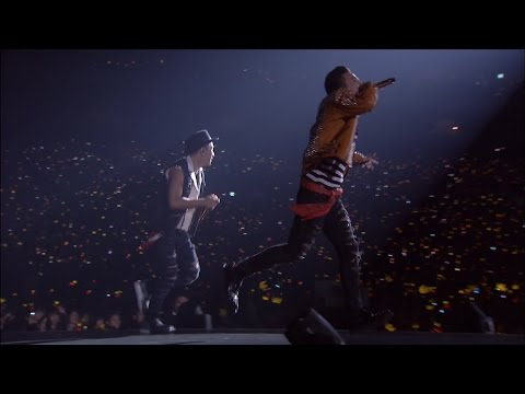 BIGBANG - HANDS UP (from JAPAN DOME TOUR 2014 ~ 2015 'X')