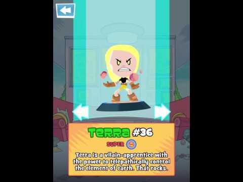 Teeny Titans    ALL CHARACTERS UNLOCKED
