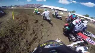Frauenfeld Switzerland  city photos : GoPro: Max Anstie FIM MXGP 2016 RD15 Frauenfeld, Switzerland Race 1 Lap 1