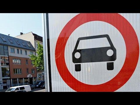 Aachen droht ab Januar 2019 ein Diesel-Fahrverbot