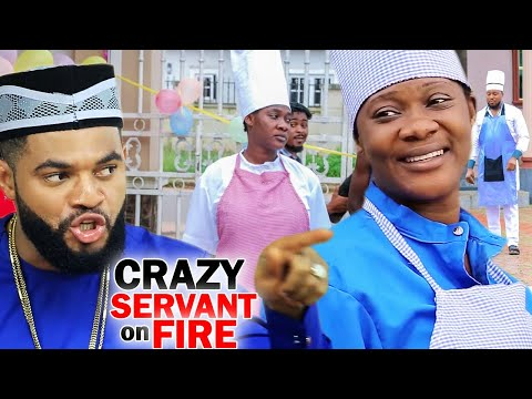Crazy Maid On Fire FULL MOVIE - Mercy Johnson & Flashboyy 2020 Latest Nigerian Movie