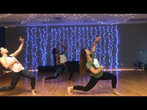 Contemporary Class by Mikayla Harp