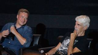 Robert D. Krzykowski on casting Aidan Turner