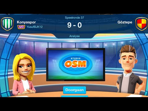 OSM SUPER TACTIC 100 % WORKING CHAMPIONSHIP + CUP !