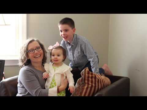 Abbie's story: Weaving a Family to Love
