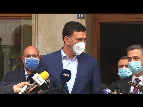 Β. Κικίλιας: 50 νέες ΜΕΘ μέχρι την Κυριακή στα νοσοκομεία της Β. Ελλάδας
