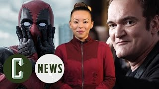Deadpool 2 - Fans Petition for Quentin Tarantino to Direct | Collider News by Collider