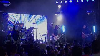 Jimmy Eat World performs in Clarkston, MI
