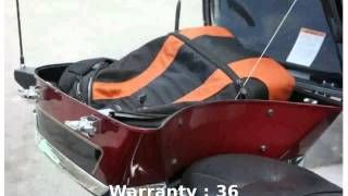 4. 2011 Kawasaki Vulcan 1700 Voyager Walkaround and Features