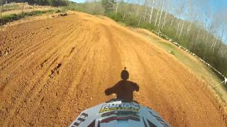 9. 2010 KTM 250sx first ride