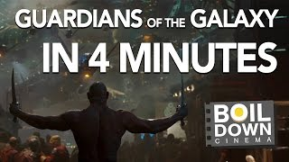 Nonton Guardians of the Galaxy in 4 Minutes Film Subtitle Indonesia Streaming Movie Download