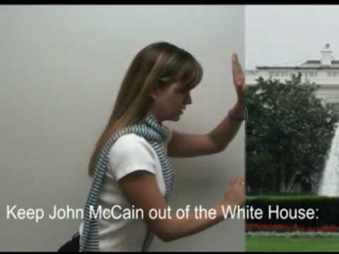 John McCain priceless commercial