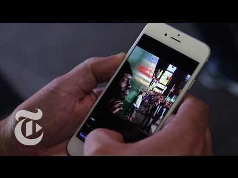 from - The iPhone 6 and 6 Plus have received attention for their camera improvements. New York Times photojournalist Todd Heisler shows how to get better photos and videos with iOS 8 and camera updates....