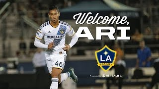 Check out highlights from LA Galaxy's latest signing Ariel Lassiter. Want to see more from the LA Galaxy? Subscribe to our channel at ...