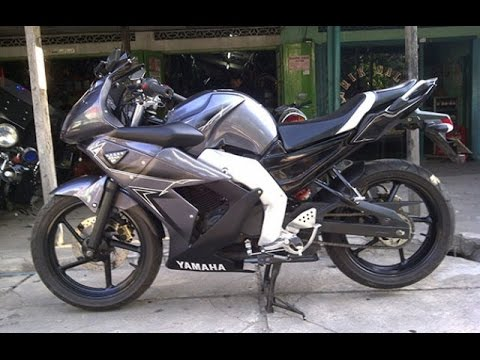 Top modifikasi byson r6