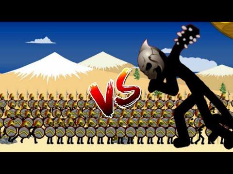 800 WARRIORS vs The Final BOSS | Insane MODE Campaign | Stick War Legacy
