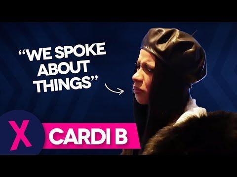 Cardi B Finally Addresses Her Feud With Nicki Minaj & Talks 'Motorsport' With Manny Norte