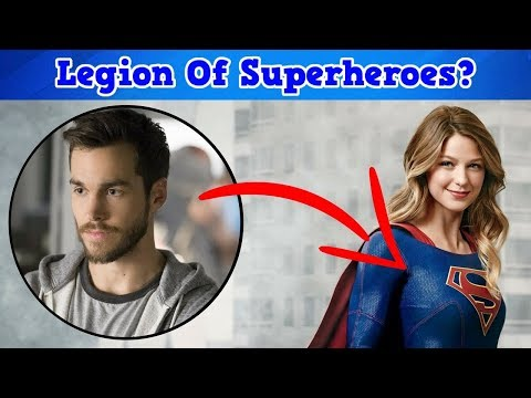 Who Are The Legion Of Superheroes? - Supergirl Season 3