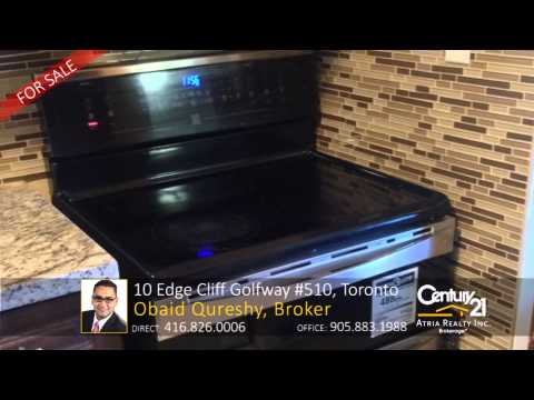 10 Edgecliff Golfway, Toronto – Home For Sale by: Obaid Qureshy, Broker