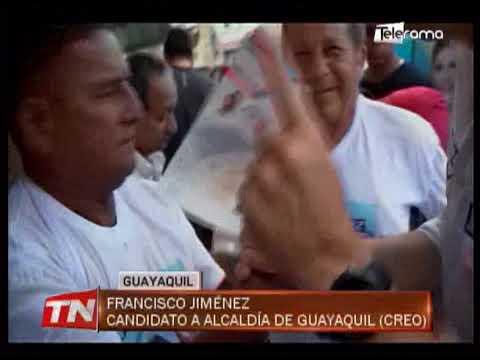 Recorridos al sur de la ciudad marcaron campaña electoral de candidatos