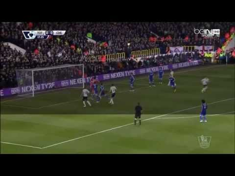 premier league - tottenham vs chelsea 5-3