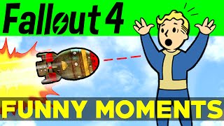 Fallout 4 Funny Moments - EP.2 (FO4 Funny Moments, Mods, Fails, Kills, Fallout 4 Funtage)