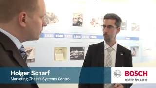 DE | Bosch IAA 2012 Expertentalk