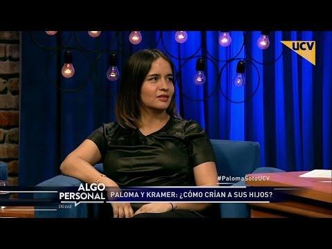 video Paloma Soto habla cómo su hijo heredó el talento imitador de su padre Stefan Kramer