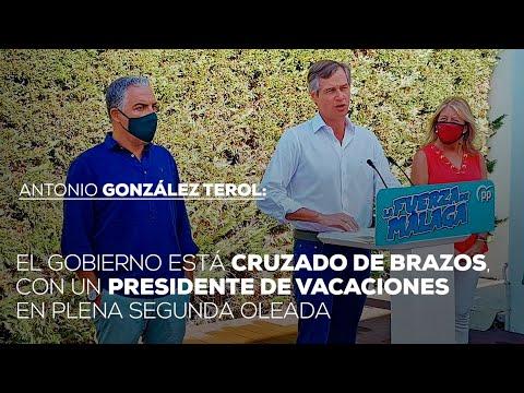 El Gobierno está cruzado de brazos y con un presidente de vacaciones en plena segunda oleada.