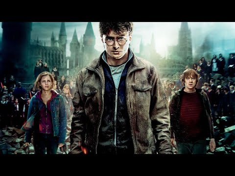 Harry Potter and the Deathly Hallows Part 2 Full Move Based Game Playthrough 1/2